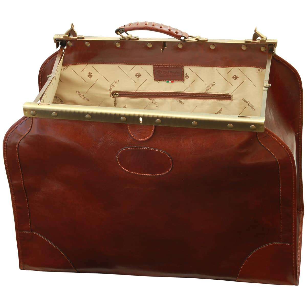 The OldAngler Shop | Borse in Pelle |  1300 - Borsa da viaggio