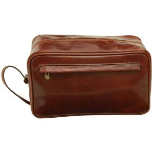 Leather Beauty Kit - Brown