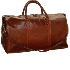 Weekend travel bag - Brown