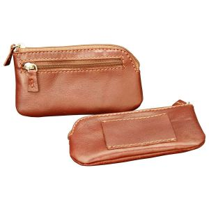 Leather belt bag (Small) - Brown