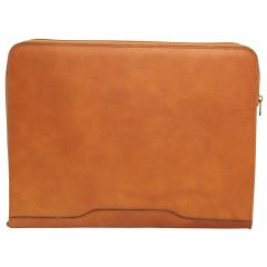 Leather portfolio - Colonial