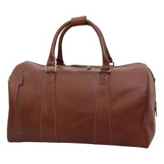 Leather Duffel Bag
