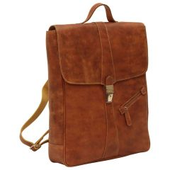 Leather Laptop Case - Brown Colonial