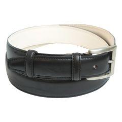 Cintura in pelle nero