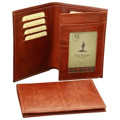 Bifold Wallet - Brown