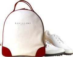 Porta Scarpe Selective. Rosso/Bianco